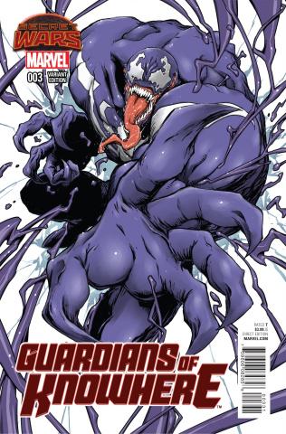 Guardians of Knowhere #3 (Nightow Manga Cover)