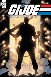 G.I. Joe: A Real American Hero #243 (Gallant Cover)