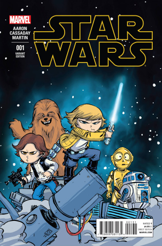 Star Wars #1 (Young Cover)