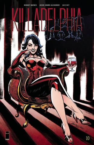 Killadelphia #10 (Campbell Cover)