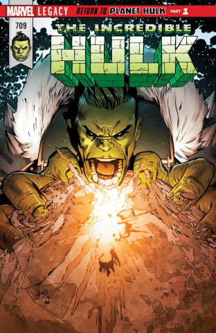 The Incredible Hulk #709: Legacy