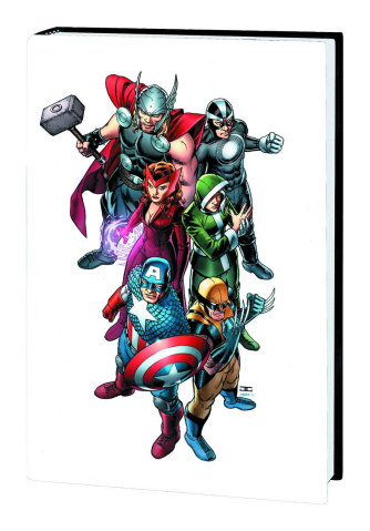 Uncanny Avengers Vol. 1: Red Shadow