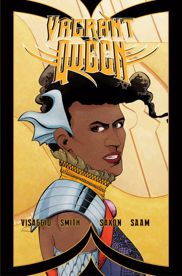 Vagrant Queen Vol. 2: A Planet Called Doom