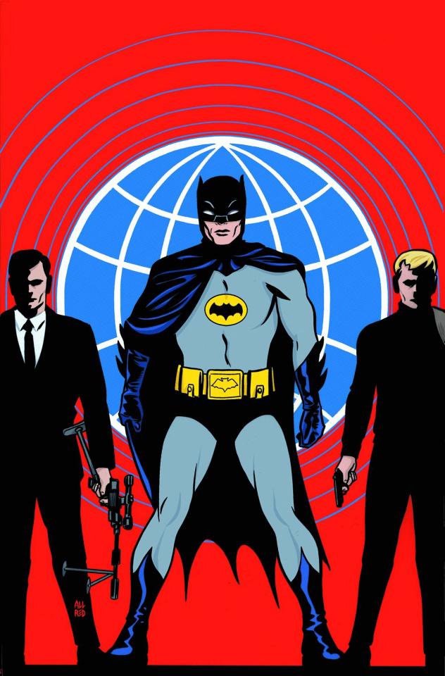 Batman '66 Meets The Man from U.N.C.L.E. #2
