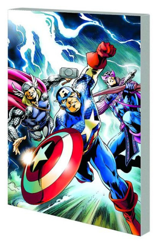 Marvel Adventures Avengers: Thor & Captain America Digest