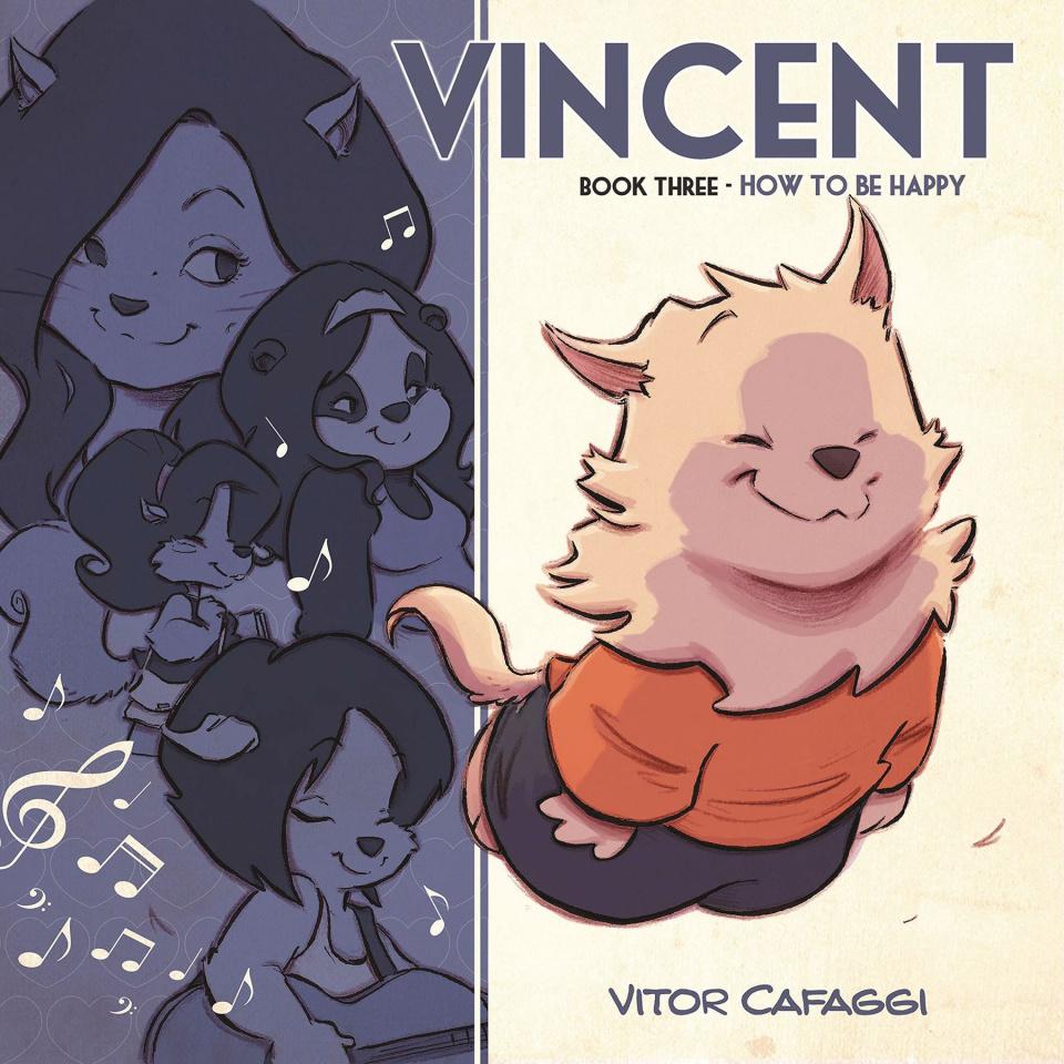 Vincent Book 3