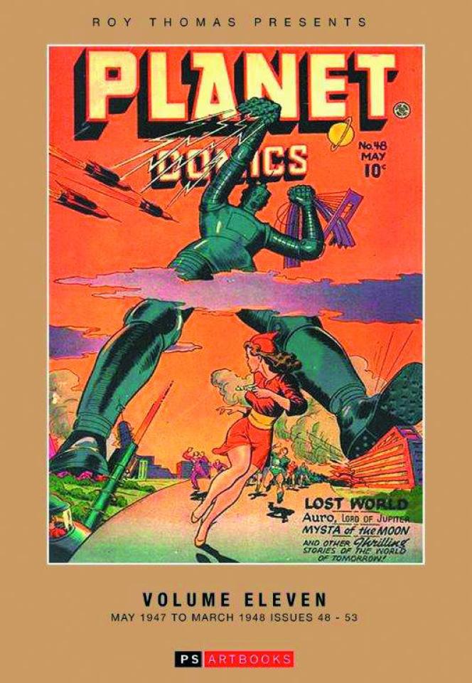 Planet Comics Vol. 11