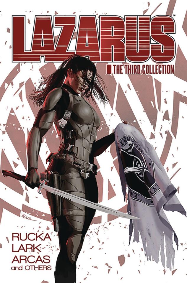 Lazarus Vol. 3