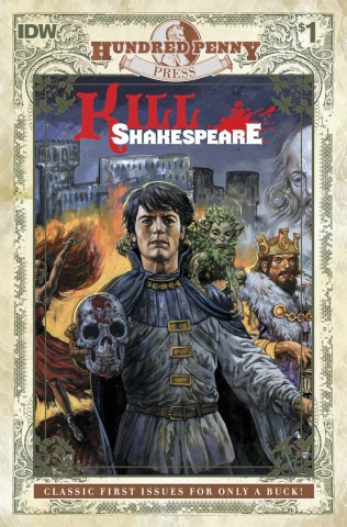 Kill Shakespeare #1 (100 Penny Press Edition)
