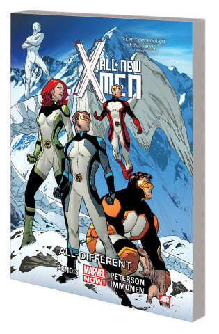 All-New X-Men Vol. 4: All Different