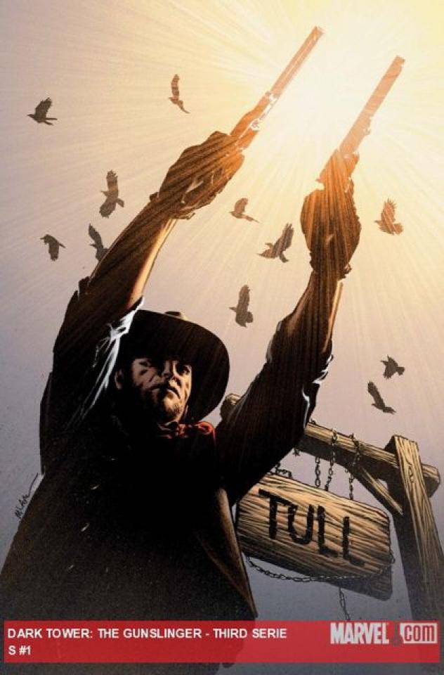 The Dark Tower: The Gunslinger - The Battle of Tull #1