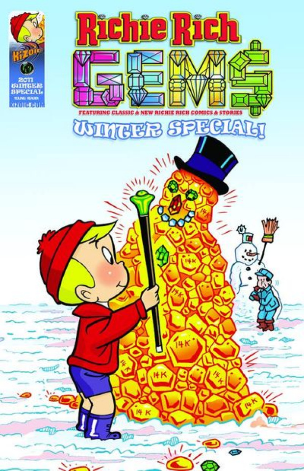 Richie Rich: Gems Winter Special