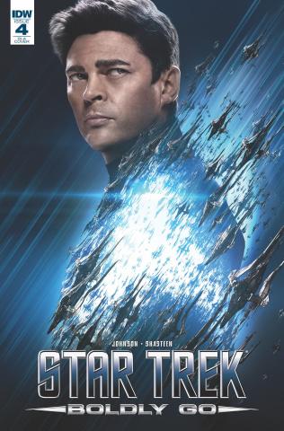 Star Trek: Boldly Go #4 (10 Copy Cover)