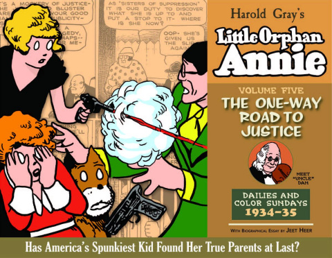 Little Orphan Annie Vol. 5