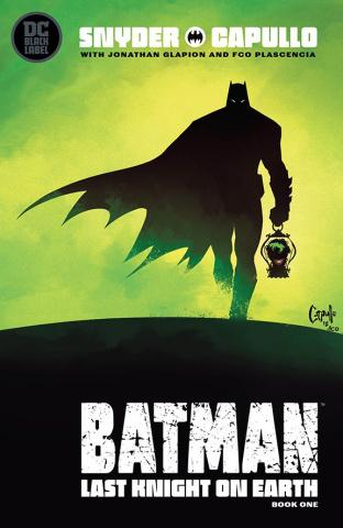Batman: Last Knight on Earth #1 (3rd Printing)