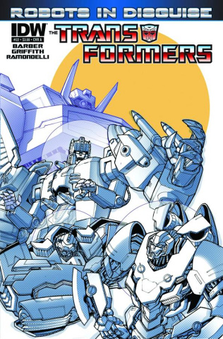The Transformers: Robots in Disguise #22