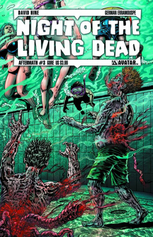 Night of the Living Dead: Aftermath #3 (Gore Cover)