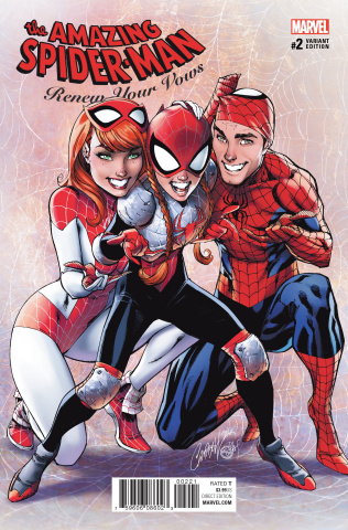 The Amazing Spider-Man: Renew Your Vows #2 (Campbell Cover)