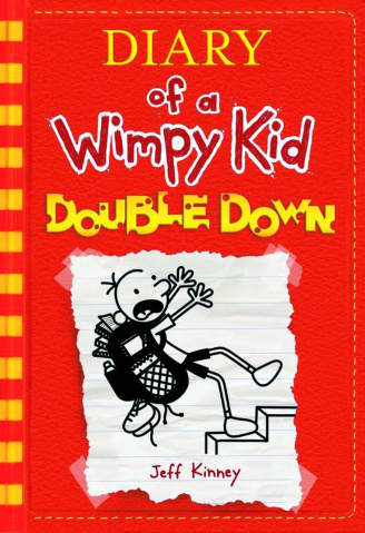 Diary of a Wimpy Kid Vol. 11: Double Down