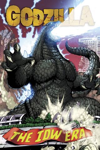 Godzilla: The IDW Era