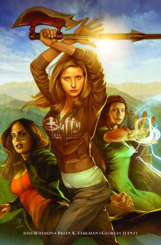 Buffy the Vampire Slayer, Season 8 Vol. 1: Long Way Home