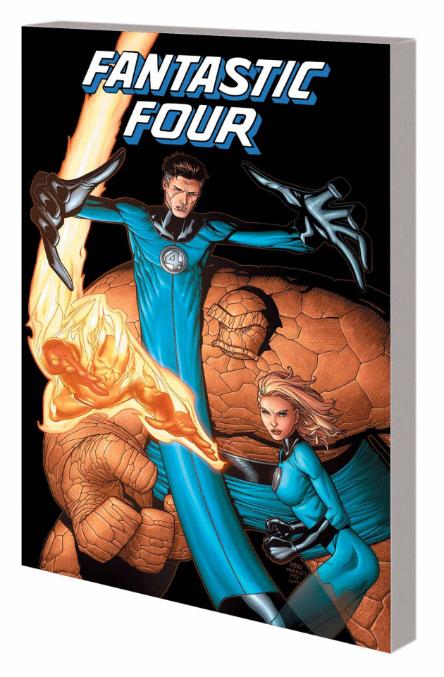 Fantastic Four by Aguirre-Sacasa and McNiven