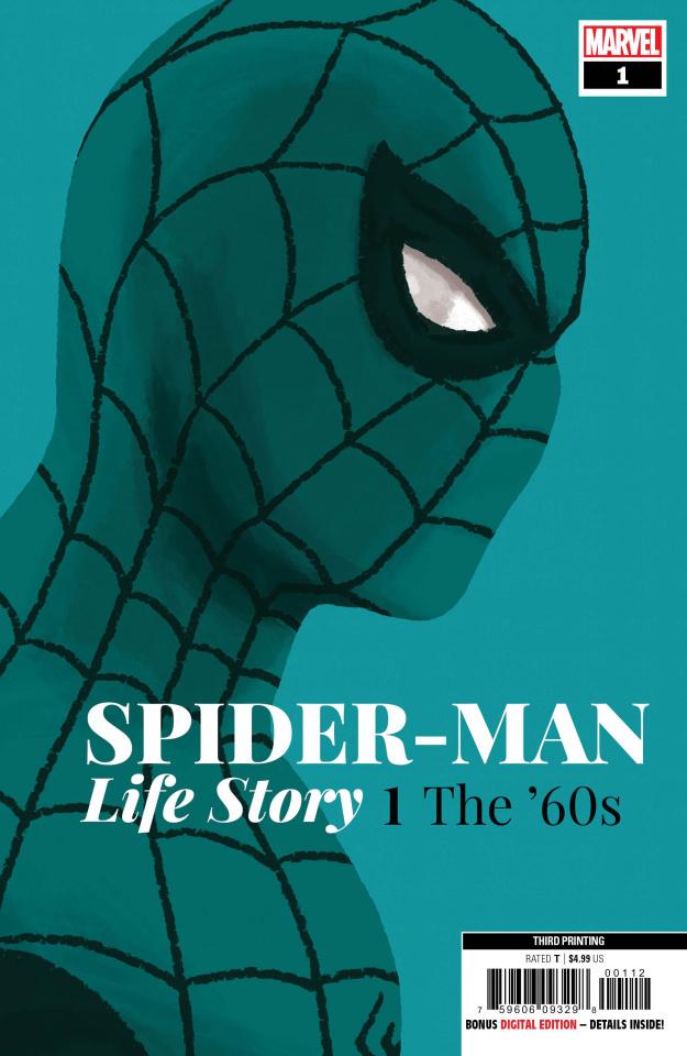 Spider-Man: Life Story #1 (Zdarsky 3rd Printing)