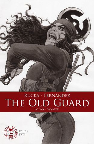 The Old Guard #2 (Women's History Month Charity Cover)
