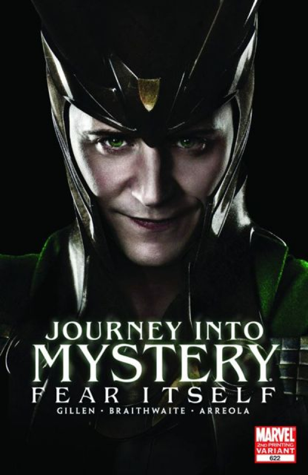 Journey Into Mystery #622 (2nd Printing)