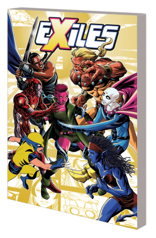 Exiles Vol. 2: Trial of the Exiles