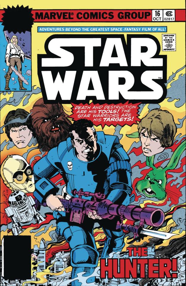 Star Wars: Hunter #1 (True Believers)
