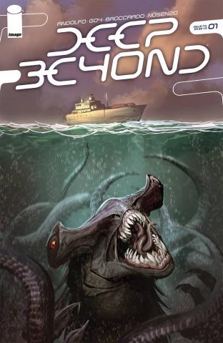 Deep Beyond #1 (Sejic Cover)