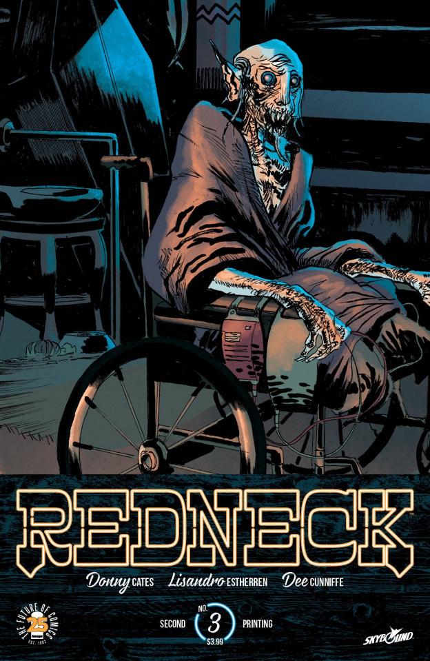 Redneck #3 (2nd Printing)