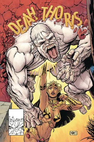Dejah Thoris #5 (Gorham Virgin Cover)