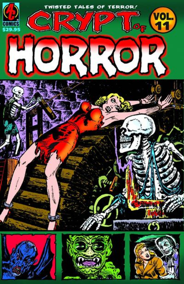 Crypt of Horror Vol. 11