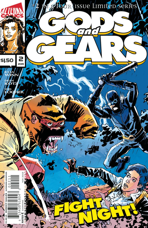 Gods and Gears #2