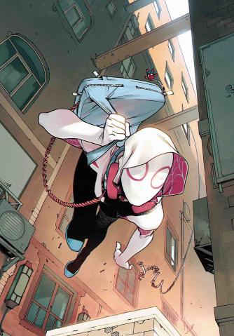 Spider-Gwen: Ghost Spider #1