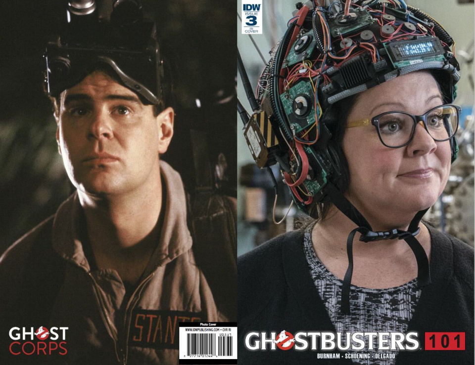 Ghostbusters 101 #3 (10 Copy Cover)