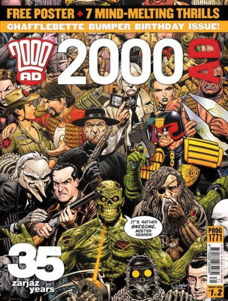 2000 AD #1771