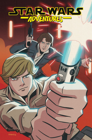 Star Wars Adventures #21 (Charm Cover)