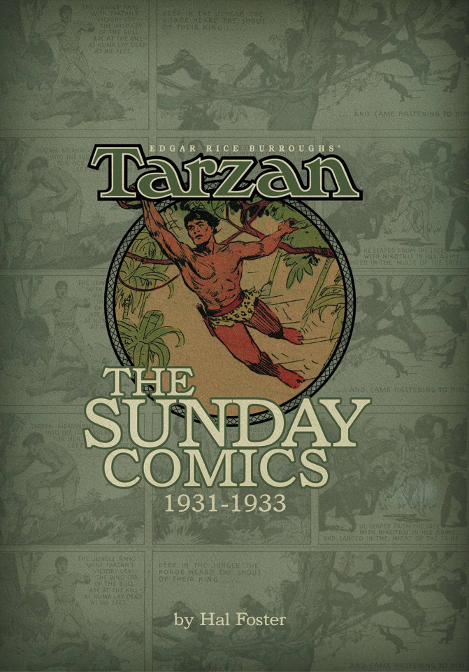 Tarzan: The Sunday Comics Vol. 1: 1931-1933