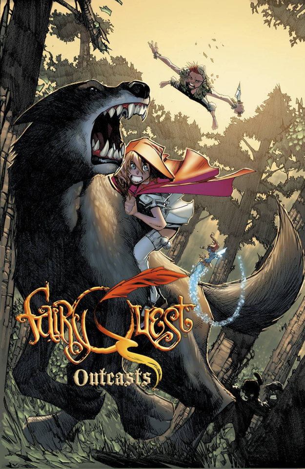 Fairy Quest: Outcasts #1
