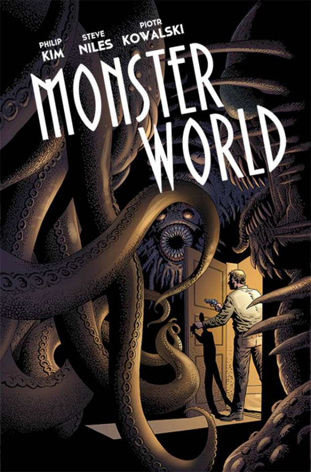 Monster World #1 (Kowalski Cover)