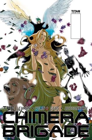The Chimera Brigade #2 (Qualano Cover)