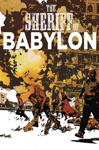 The Sheriff of Babylon #8