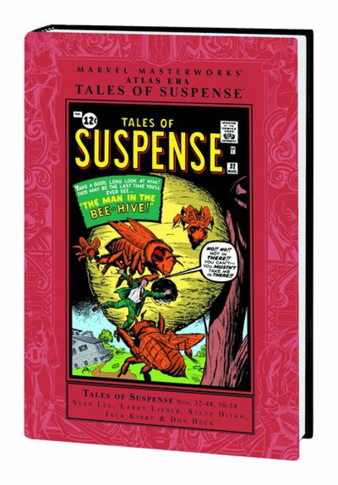 Atlas Era Tales of Suspense Vol. 4 (Marvel Masterworks)