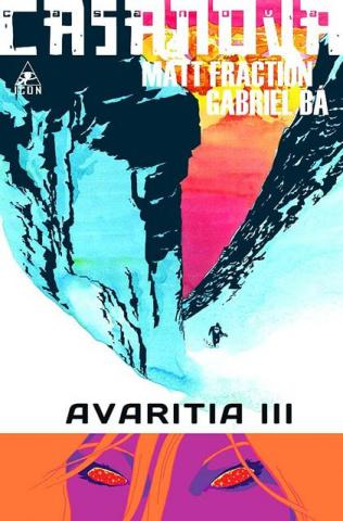 Casanova: Avaritia #3