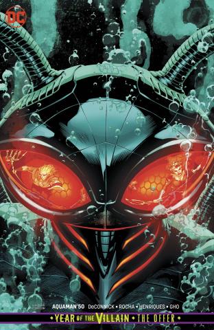 Aquaman #50 (Card Stock Cover)