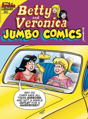 Betty & Veronica Jumbo Comics Digest #262