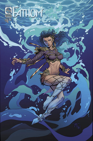 All New Fathom #3 (10 Copy Cover)